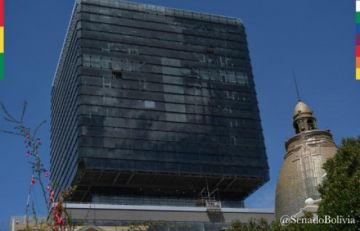 CC decide no asistir a la inauguración del nuevo Edificio de la Asamblea