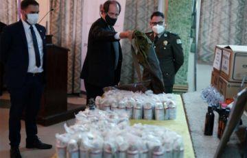 Revelan que Alberto Fernández extendió dos veces la autorización temporaria de las 70.000 municiones en Bolivia