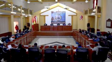 Asamblea Legislativa aprueba ley de bono escolar de 500 Bolivianos