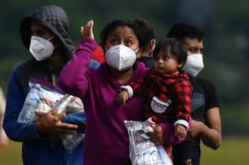 EEUU expulsa en cinco días a 44 familias migrantes de Guatemala vía exprés