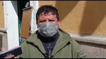 Gobernación realiza seguimiento a efectos del frío por la nevada en Potosí