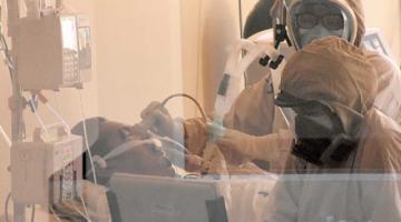 Gobierno confirma primer caso de hongo negro en un paciente de 43 años que se recupera