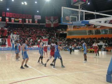 Pichincha en Potosí derrotó a Amistad de Sucre por 91-58