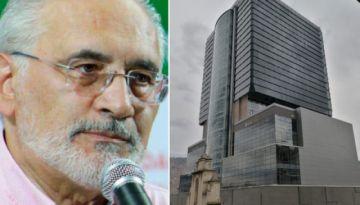 Mesa tilda al nuevo edificio de la Asamblea como 'segundo esperpento arquitectónico en la plaza Murillo'