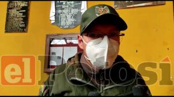 Confirman restricciones a partir de media noche de lunes a lunes en Potosí