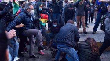 """Conade denuncia que el gobierno de Luis Arce instaura el """"terrorismo de estado"""" en el país"""