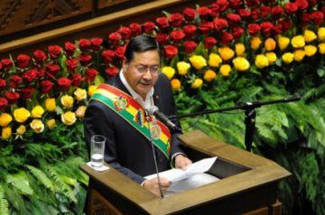 """Autores del """"golpe"""" de 2019 serán sancionados, dice presidente de Bolivia"""