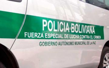 La Paz: FELCC reporta muerte de un albañil presuntamente por broncoaspiración con coca