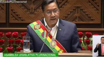 Analista advierte que discurso opuesto de Arce y Choquehuanca es un plan para implementar un régimen autoritario