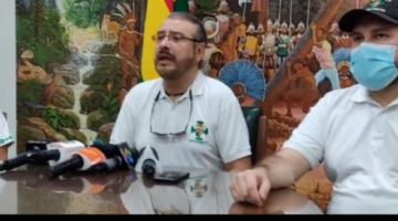 Cívicos cruceños suspenden paro de 48 horas por los incendios forestales en la Chiquitanía