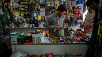 Se acabó la época dorada del contrabando en la frontera entre Pakistán y Afganistán