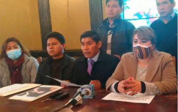 Exvocales electorales rechazan informe de la OEA y alertan intento de 'desestabilizar' al Gobierno