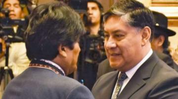 Conade: Ni Evo Morales, ni Luis Arce, ni Juan Lanchipa honran los actos vinculantes