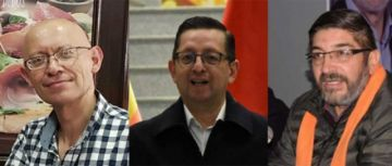 Convocan como testigos a Roberto Moscoso, Ricardo Paz y Óscar Ortiz por el caso 'golpe de Estado'