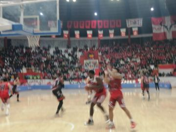 Nacional Potosí le gana a Pichincha 91-88 en el alargue