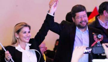 Doria Medina reconoce que fue un error la candidatura de Añez: