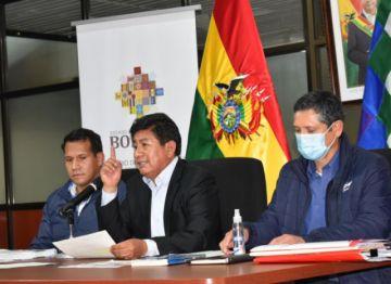 El Gobierno revela que Amaszonas tiene una deuda de Bs 23 MM por diferentes servicios