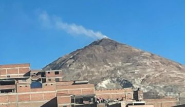El Estado no hace nada para preservar el Cerro Rico