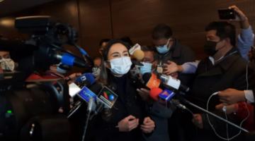 """Oposición tras ser denunciados por """"insultar"""" a Arce: No tenemos miedo, seguiremos protestando contra la mentira"""