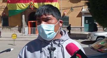 Vecinos se declaran en emergencia ante baja ejecución en Potosí