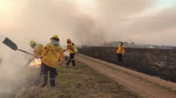Dictan alerta roja en Santa Cruz por incendios, hay 30 municipios de la Chiquitanía en riesgo