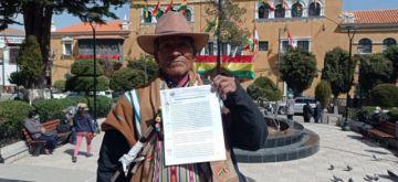 Pobladores de la Nación Lípez piden respetar los límites del territorio potosino