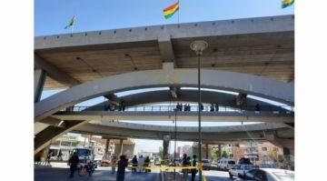 Cochabamba: Una joven pierde la vida tras lanzarse desde el tercer nivel del puente Beijing