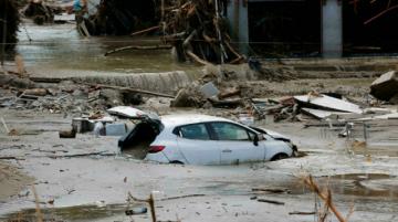 Reportan que hay al menos 44 muertos en inundaciones en Turquía, continúan las búsquedas