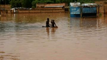 Reportan que hay al menos 64 muertos y casi 70.000 damnificados por lluvias en Níger desde junio