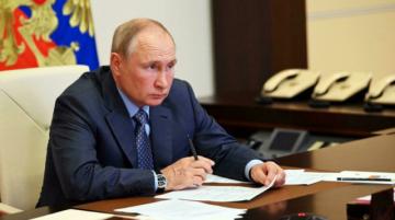 """Putin, preocupado por catástrofes naturales de una magnitud """"sin precedentes"""" en Rusia"""
