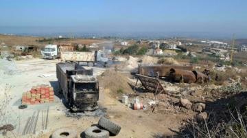 Explosión de cisterna en Líbano mata a al menos 28 personas