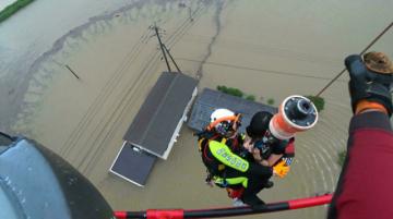 Japón se alista para más lluvias tras inundaciones y deslizamientos