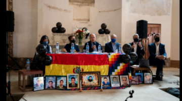GIEI presentará este martes el informe final de los conflictos en Bolivia el 2019