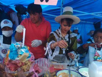 Hoy se realiza el festival de helados y salteñas potosinas