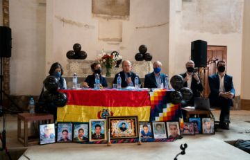 GIEI Bolivia difundirá este martes su informe final sobre los hechos de violencia de 2019