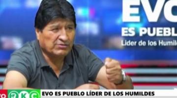 Morales asegura que no le preocupa su candidatura pero el MAS lo definirá en elecciones internas