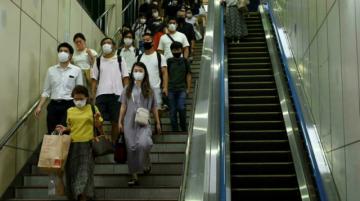 Japón extiende medidas de emergencia para combatir nuevos brotes del coronavirus
