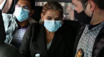 La APDHB pide al Ministerio Público que Jeanine Añez se defienda en libertad