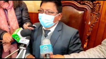 Alcalde afirma que hay 17 hundimientos en el cerro de Potosí
