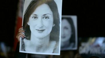 Piden cadena perpetua para el sospechoso del asesinato de una periodista en Malta