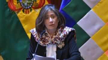 GIEI advierte una falta de independencia de la justicia como problema estructural en Bolivia