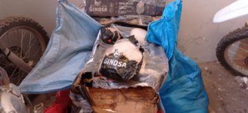 Intendencia decomisa carne de pollo… de contrabando