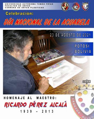 Lanzan un concurso por el Día Nacional de la Acuarela
