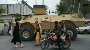 Las armas incautadas por los talibanes abochornan a EEUU