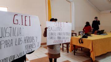 Informe del GIEI incluye los ataques a caravanas en Vila Vila y Playa Verde