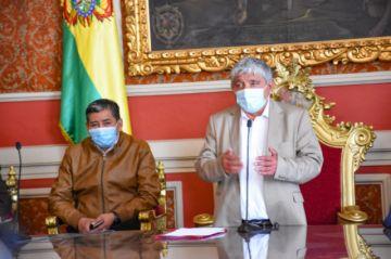 Arias dice que informe del GIEI debe ser la oportunidad para reconciliar al país y no para la 'persecución'