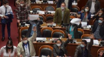 """DS de amnistía para masistas acusados de violencia está asociado a la """"impunidad"""", advierte el GIEI"""