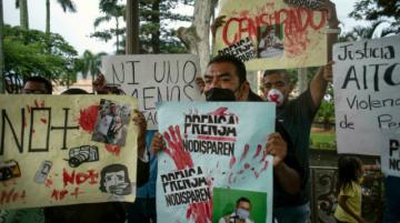 Asesinan a balazos a periodista de radio en el este de México