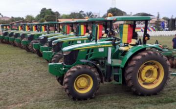 Importación de maquinaria agrícola cayó en 30% en la última década