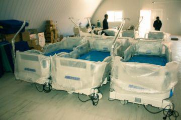 CNS amplía su UTI a 25 camas ante una cuarta ola de coronavirus